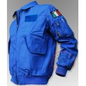 Flight Jackets FJC-55/WS - Royal Blu
