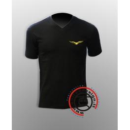 T-shirt collo V - NERA