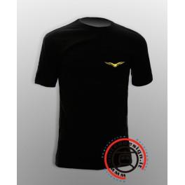 T-shirt girocollo - NERA