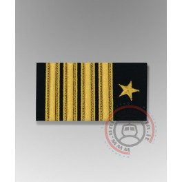 Coppia di Gradi Comandante Superiore