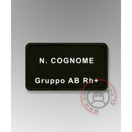 Name Tag Neutro